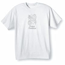 Children's Color Your Own Holiday Ornaments T-Shirt