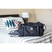 Monogrammed Men's Duffel Bag