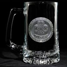 Personalized Irish Pride Beer Mug
