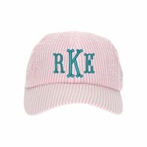 Monogrammed Children's Ball Cap