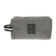 Monogrammed Men's Dopp Bag