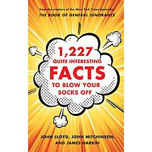 Quite Interesting 1,227 Facts Book