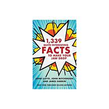 Quite Interesting 1,339 Facts Book