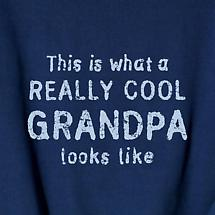 Really Cool Grandpa Shirt