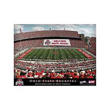 Official Personalized Pro Stadium Print (Unframed) - College