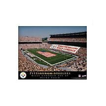Official Personalized Pro Stadium Print (Unframed) - NFL