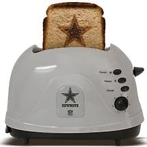 Licensed Pro Sports Logo Toaster - NFL