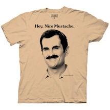 Modern Family Mustache T-Shirt