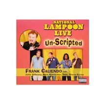 National Lampoon Live Unscripted CD