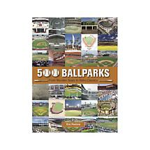 500 Ballparks Book by Eric Pastore