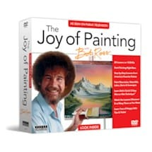 The Joy of Painting With Bob Ross DVD Set