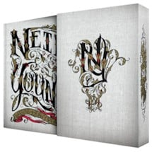 Waging Heavy Peace Neil Young Autographed Limited Edition