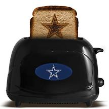 Licensed Black Pro Sports Logo Toaster - NFL