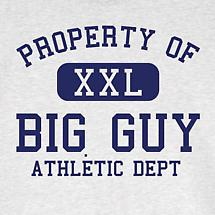 Personalized Athletic Department Shirt