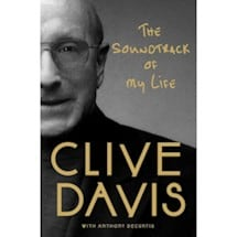 Clive Davis - The Soundtrack Of My Life Book - Unsigned Edition