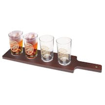 Personalized Beer Tasting Paddle