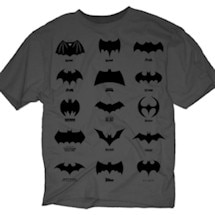 Batman Icon History T-Shirt