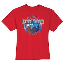 Star Wars Tourism T-Shirt - Mos Eisley Cantina Tatooine