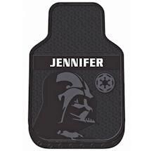 Darth Vader Personalized Car Mats