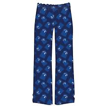 Doctor Who® Blue Tardis Pajama Bottoms Lounge Pants Sleepwear
