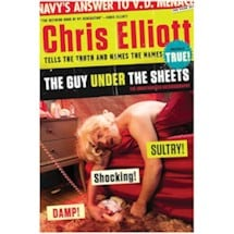 The Guy Under The Sheets - Chris Eliott - Signed