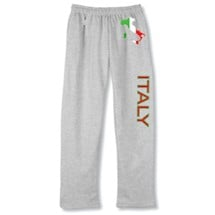 International Graphics Sweatpants - Italy