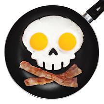Funnyside Up Egg Frames - Skull