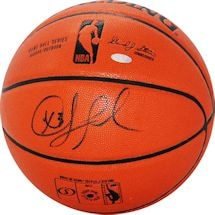 Chris Paul Signed I/O Basketball