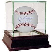 "Don Larsen MLB Baseball W/ ""Pg 10-8-56"" Insc."