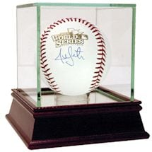 MLB Jon Lester Signed 2013 World Series Baseball (MLB Auth)