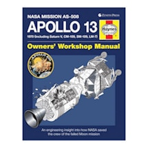 NASA Apollo 13 Manual 1970 Owner's Workshop