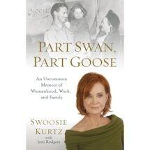 Swoosie Kurtz - Part Swan, Part Goose - Signed