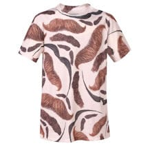 Sublimated Mustache Shirt