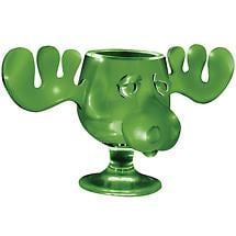 National Lampoon's Christmas Vacation Moose Mug - Green