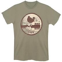 Woodstock 1969 T Shirt