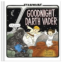 Goodnight Darth Book by Jeffrey Brown