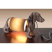 Dachshund Table Lamp