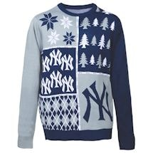 Pro Sports Ugly Christmas Sweaters- MLB