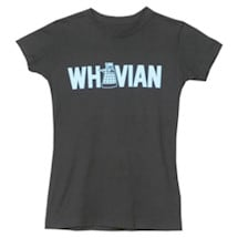 Whovian T-Shirts - Juniors
