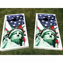 USA Liberty Cornhole